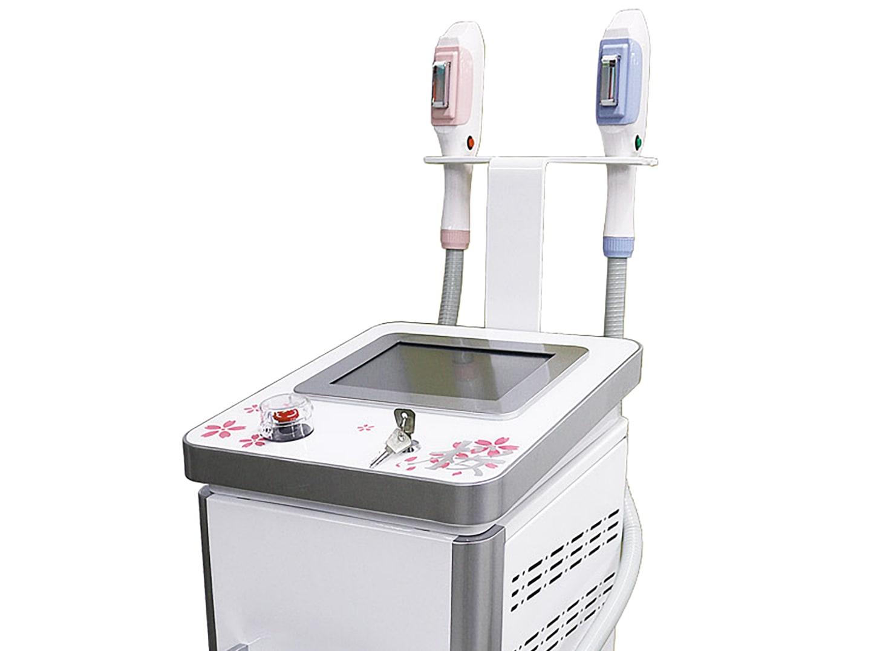 高品質美容機器を完備