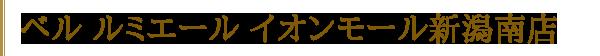 イオンモール新潟南店
